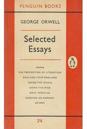 Selected Essays - George Orwell - Régikönyvek