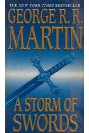A Storm of Swords - George R. R. Martin - Régikönyvek