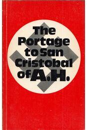 The Portage to San Cristobal of A.H. - George Steiner - Régikönyvek