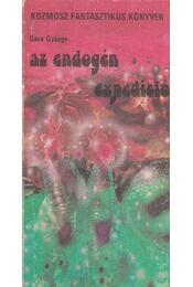 Az endogén expedíció - Gera György - Régikönyvek