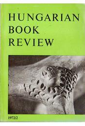 Hungarian Book Review Vol. XIV. No. 2 - Gera György - Régikönyvek