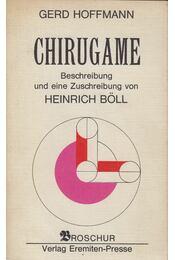 Chirugame - Gerd Hoffmann - Régikönyvek