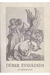 Dürer évszázada - Gerszi Teréz, Zentai Loránd - Régikönyvek