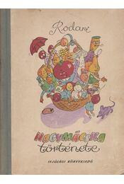 Hagymácska története - Gianni Rodari - Régikönyvek