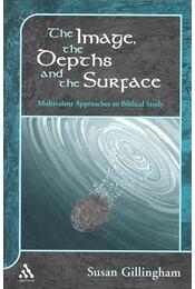 The Image, the Depths, and the Surface - GILLINGHAM, SUSAN - Régikönyvek