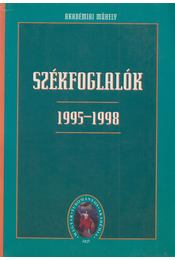 Székfoglalók 1995-1998 II. - Glatz Ferenc (szerk.) - Régikönyvek