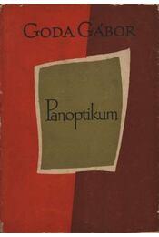 Panoptikum - Goda Gábor - Régikönyvek