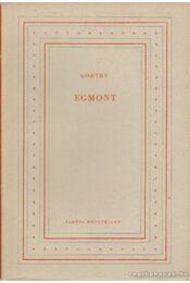 Egmont - Goethe - Régikönyvek