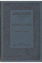 Csehszlovákia - Gogolák Lajos - Régikönyvek