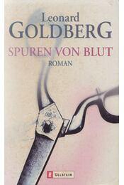 Spuren von Blut - Goldberg, Leonard - Régikönyvek