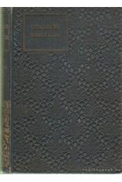 Demailly Károly - Goncourt, Edmond de, Goncourt, Jules - Régikönyvek