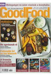 GoodFood 2013. II. évf. 11. szám - Ördögh Bálint - Régikönyvek