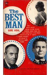 The Best Man - Gore Vidal - Régikönyvek