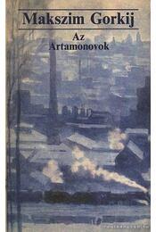 Az Artamonovok - Gorkij, Makszim - Régikönyvek