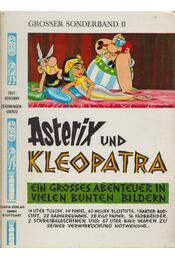 Asterix und Kleopatra - Goscinny - Régikönyvek