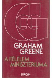 A félelem minisztériuma - Graham Greene - Régikönyvek