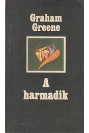 A harmadik - Graham Greene - Régikönyvek