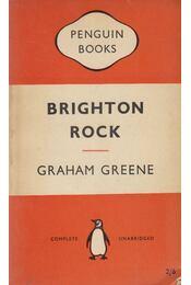 Brighton Rock - Graham Greene - Régikönyvek
