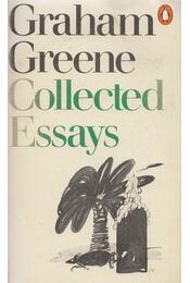Collected Essays - Graham Greene - Régikönyvek
