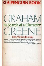 In Search of a Character - Graham Greene - Régikönyvek