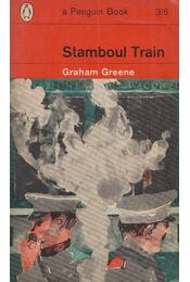 Stamboul Train - Graham Greene - Régikönyvek