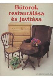 Bútorok restaurálása és javítása - Grime, Kitty - Régikönyvek
