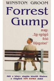 Forrest Gump - Groom, Winston - Régikönyvek