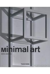 Minimal art - Grosenick, Uta, Marzona, Daniel - Régikönyvek