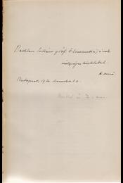 Kisebbségi sors. Grosschmid Géza beszédei és írásai. (Dedikált.) - Grosschmid Géza - Régikönyvek