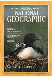 National geographic 1989 April - Grosvenor, Gilbert M. (főszerk.) - Régikönyvek
