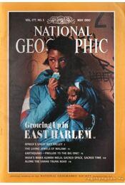 National geographic 1990 May - Grosvenor, Gilbert M. (főszerk.) - Régikönyvek