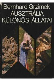 Ausztrália különös állatai - Grzimek, Bernhard - Régikönyvek