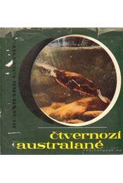 Ctvernozí australané - Grzimek, Bernhard - Régikönyvek