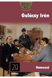 Hamueső - Gulácsy Irén - Régikönyvek