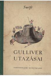 Gulliver utazásai - Jonathan Swift - Régikönyvek