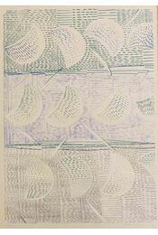 Cikkelyek vonalrendszerben, 1972 - Régikönyvek