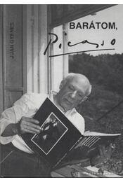 Barátom, Picasso - Gyenes, Juan - Régikönyvek