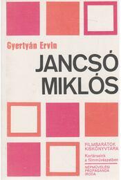 Jancsó Miklós - Gyertyán Ervin - Régikönyvek