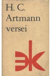 H. C. Artmann versei - H. C. Artmann - Régikönyvek