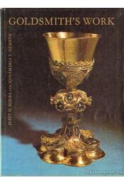 Goldsmith's Work - H. Kolba Judit, T. Németh Annamária - Régikönyvek