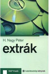 Extrák - H. Nagy Péter - Régikönyvek