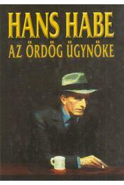 Az ördög ügynöke - Habe, Hans - Régikönyvek