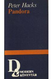 Pandora - Hacks, Peter - Régikönyvek