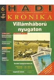 Hadi Krónika 6. - Régikönyvek