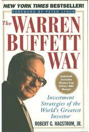 The Warren Buffett Way - Hagstrom, Robert G. - Régikönyvek