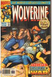 Wolverine Vol. 1. No. 118. - Hama, Larry, Yu, Leinil Francis - Régikönyvek