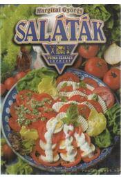 Saláták sokféleképpen - Hargitai György - Régikönyvek