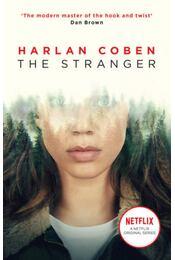 The Stranger - Harlan Coben - Régikönyvek