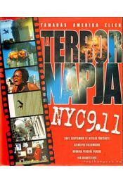 A terror napja - Harle Tamás - Régikönyvek
