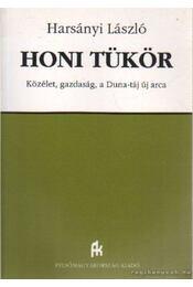 Honi tükör - Harsányi László - Régikönyvek